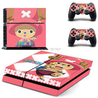 Cartoon Video Games Skin For Ps4 Playstation 4 Controller Console Stickers Vinyl Decal Protective Accessories