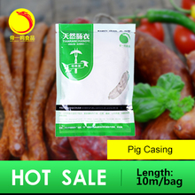 new package10 meters diameter 38mm-40mm sausage casing,hog casing,Sausage cover,Sausage skin(China (Mainland))