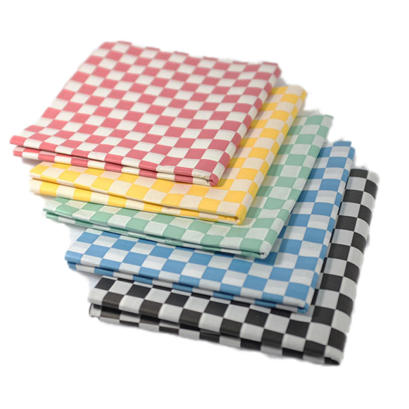 Popular colored waxed paper buy cheap colored waxed paper for Papier parchemin cuisine
