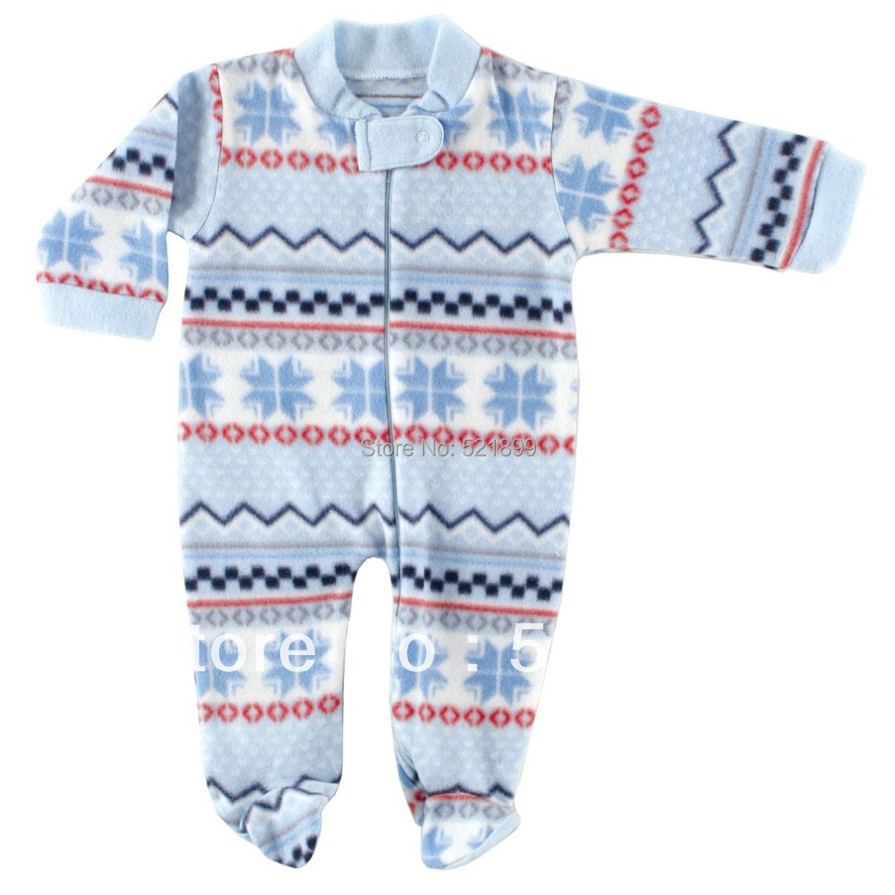 Hudson Baby Boys Girls Fleece Zipper Sleep N Play Baby Clothing Romper ,0-12 months<br><br>Aliexpress