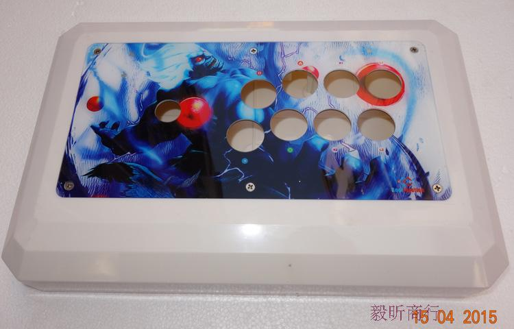 Computer arcade joystick box rocker sanwa box rocker box abs box(China (Mainland))