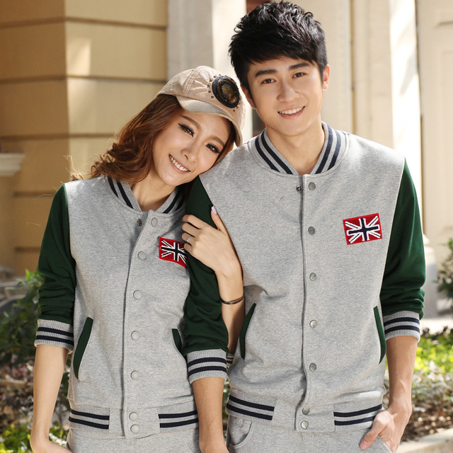 Sporting suits clothing for lovers sports hoodie sets spring sport suits women  sweatshirt casual sports MW083