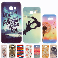 Buy Silicon Case Samsung A5 2017 Case Cute Landscape Soft TPU Cover Samsung Galaxy A3 2017 / A5 2017 / A7 2017 Phone Cases for $1.11 in AliExpress store