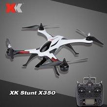 Wltoys XK X350 Original New Arrive Professional Air Dancer Aircraft 4CH 6-Axis 3D 6G Mode RTF RC Plane Quadcopter