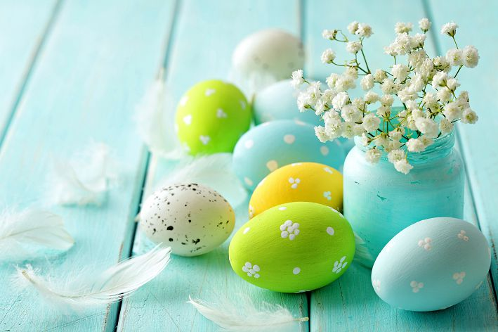 300cm*200cm Easter Day Egg cups feather photography backdrops vinyl easter photography backdrops ZJ<br><br>Aliexpress