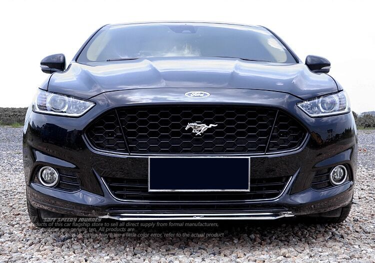 Ford 2014 St Grille Autos Post