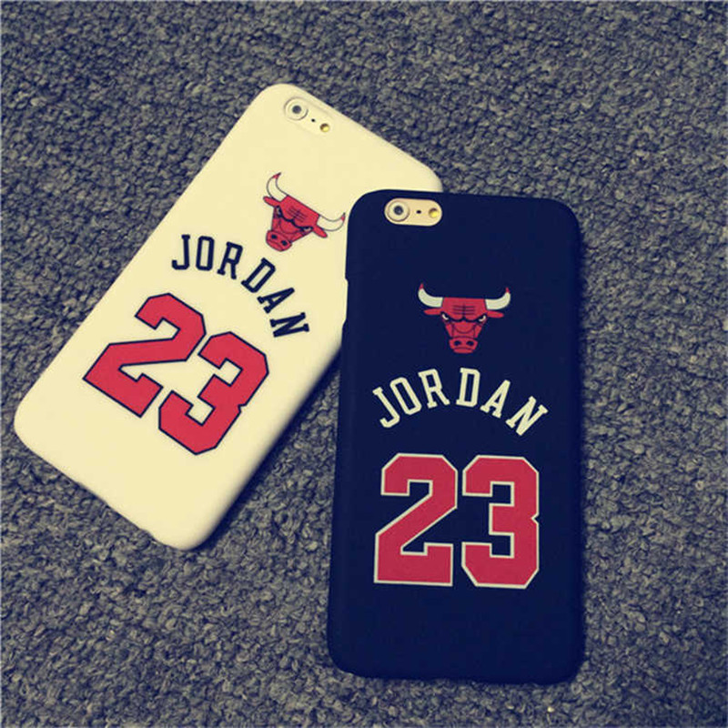 Chicago Bulls Jordan Case Cover for iPhone 5 5s 6 6s 4.7 6Plus 5.5 Sport Basketball Hard PC Protective Back Mobile Phone Case(China (Mainland))
