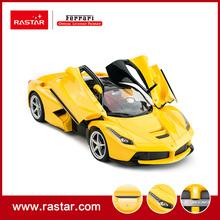 Buy Rastar Licensed 1:14 Ferrari LaFerrari Full Function Radio Control Car 50100 for $54.99 in AliExpress store
