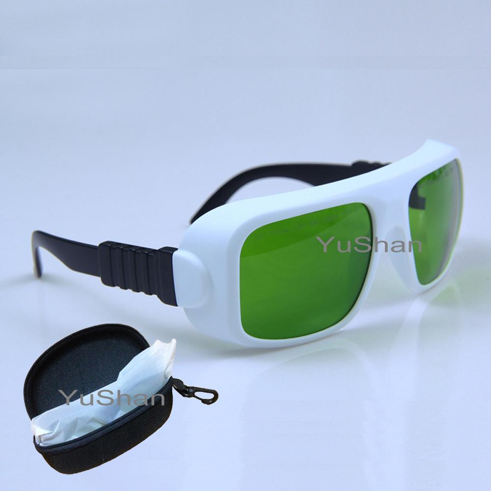 Здесь можно купить  755&808&1064nm Multi Wavelength Eye Laser Protective Goggles Glasses Ce Certified  Безопасность и защита