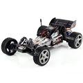 Free shipping 28cm 1 18 WLtoys 4x4 Shaft Drive Trucks Speed RC stunt Race car Toys