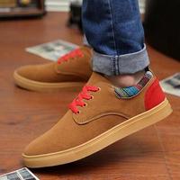 2015 Hot Sale Canvas Shoes For Man Multicolor Casual Shoes  Canvas Sneakers Men  XMR014