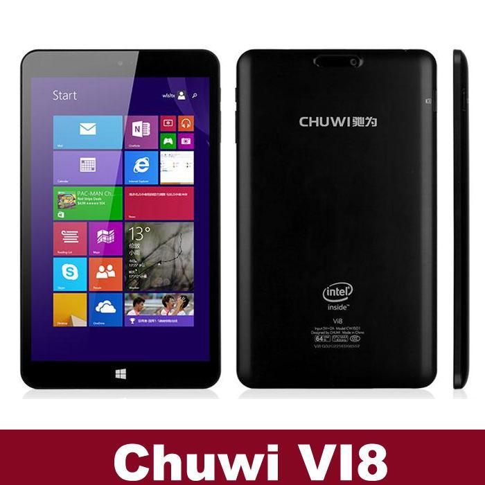 Планшетный ПК Chuwi Intel Vi8 Z3735F 64/2 32 8/ips windows8.1 android4.4 vi 260 64