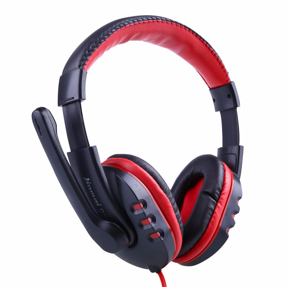 NEW Pro Skype Gaming Game Stereo Headphones Headset Earphone w/ Mic For PC Computer Gaming Headphones(China (Mainland))