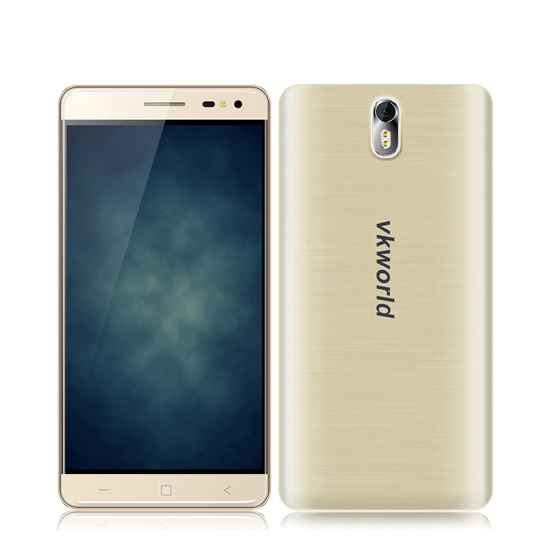 """New Arrival Vkworld G1 MTK6753 Octa Core 4G LTE Mobile Phone 5.5"""" 1280*720 3GB RAM 16GB ROM Android 5.1 13.0MP 5000mAh Dual SIM(China (Mainland))"""
