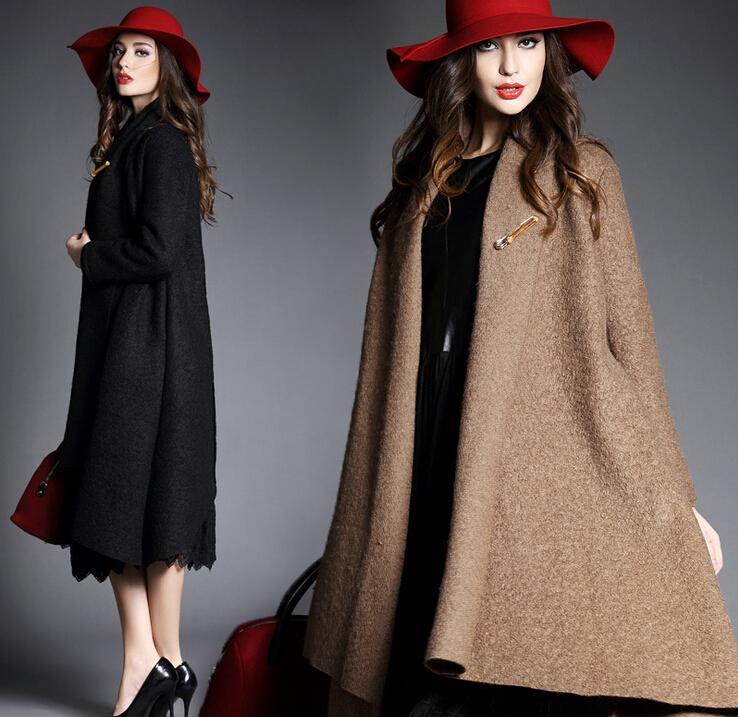 Женская одежда из шерсти Women winter coat Hotsales 2015 Casacos Femininos women woolen coat  женская одежда из шерсти women coat 2015