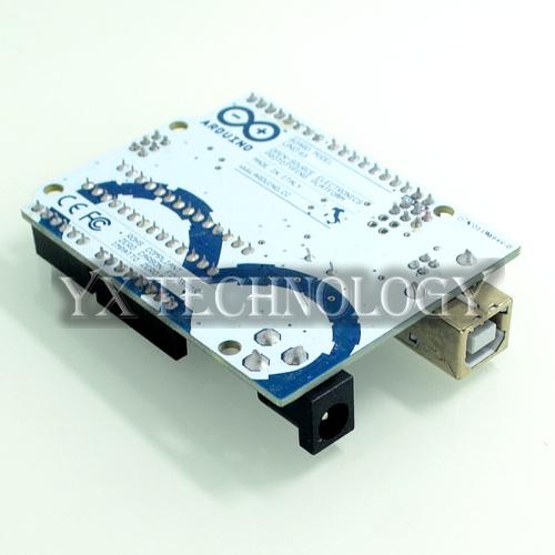 UNO R3 MEGA328P ATMEGA16U2 for Arduino Compatible with cable 20 set/lot diy