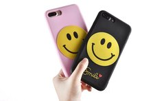 Buy Dower Newest Fashion Funny Cute 3D Big Smiling Face Smile Love Soft Silicone Phone Case Cover Iphone 7 6 6S Plus 5 5S SE for $2.99 in AliExpress store