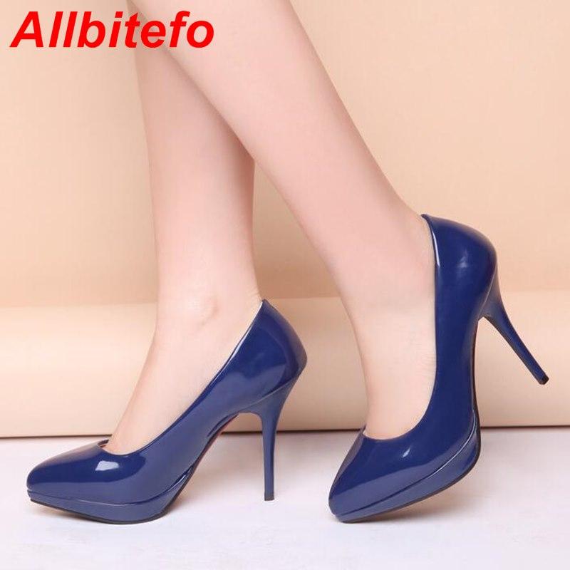Glamor trend high heel shoes high heels fashion sexy dress women pumps 2015 new fashion women