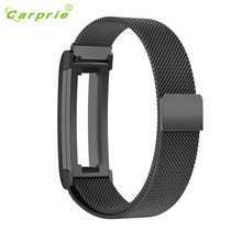 Buy Hot sale CARPRIE Stainless Steel Smartwatches Band Wrist strap Fitbit Alta HR Smart Watch bands Replacement Gifts for $11.92 in AliExpress store