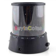Amazing Cosmos Star Sky Night Light Projector Romantic Lamp Gift US AS #1