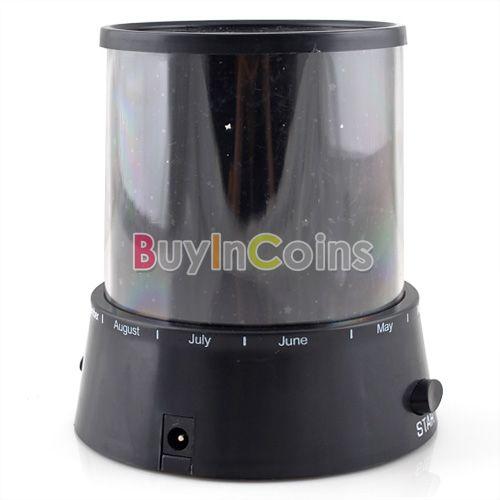 Amazing Cosmos Star Sky Night Light Projector Romantic Lamp Gift US AS #187(China (Mainland))