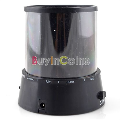 Amazing Cosmos Star Sky Night Light Projector Romantic Lamp Gift US AS #187(China (Mainland))