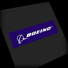 5PCS Boeing Logo Sticker Water Proof for Car Motorcycle Luggage Fridge for Aviation Lover Pilot Flight Crew(China (Mainland))