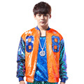 S 5XL 2016 Club male singer bar dazzle colour color matching sequined stage clothing suits