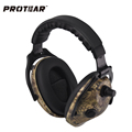 Protear Snake Printed Electronic Ear Protection Shooting Ear Muff Tactical Headset Hearing Ear Protection Ear Muffs