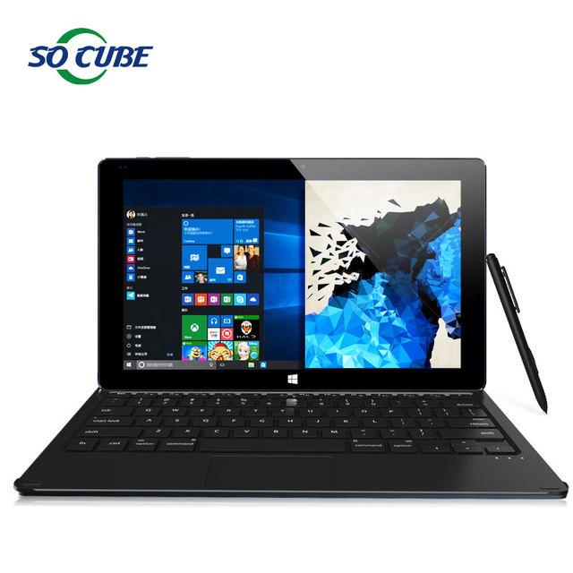 Cube iwork11 i7stylus планшет поддержка windows10 10.6 дюймов 1920 * 1080 Intel атом x5-Z8300 четырехъядерных процессоров 4 ГБ 64 ГБ Rom Bluetooth