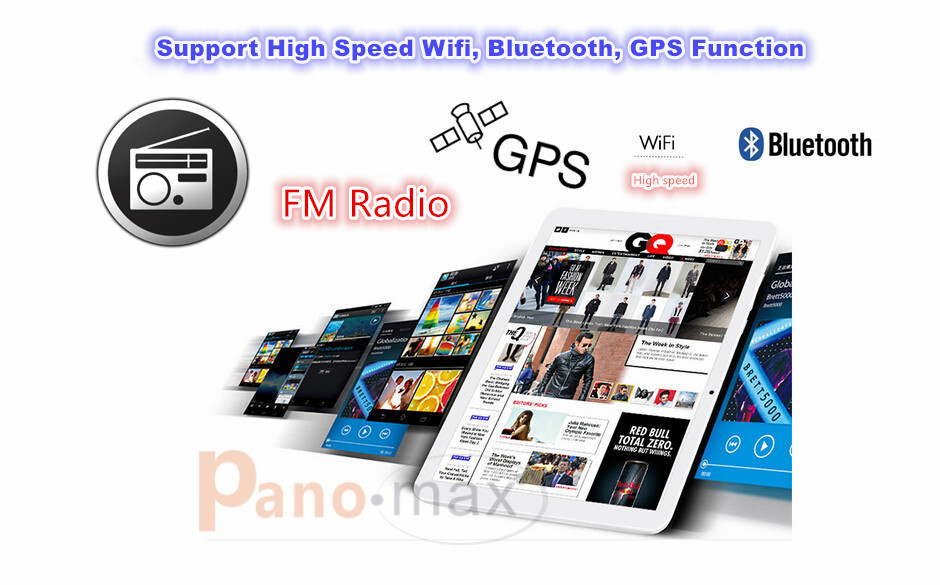 10 1 inch Quadcore IPS tablet with MTK 8127 1280 800 pixels support Wifi bluetooth 4