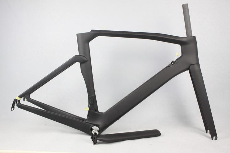 carbon aero road frame chinese road bike di2 carbon road frame BB386 UD matte original desian 2016 carbon bike frame(China (Mainland))