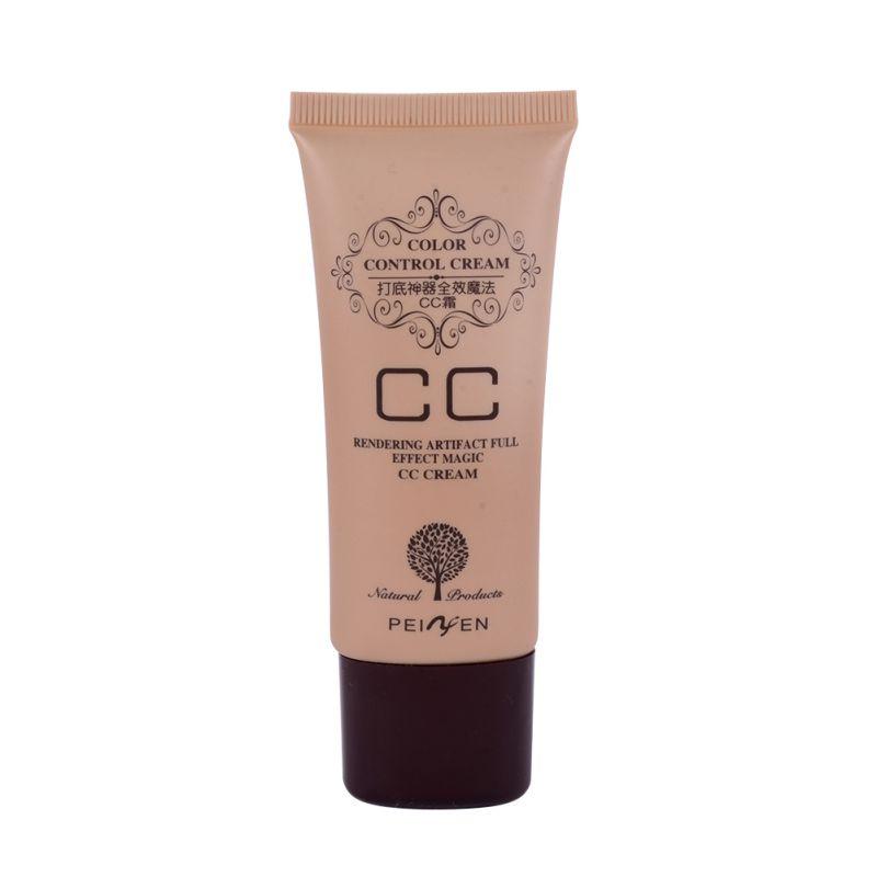 Cover CC Cream Whitening Moisturizer Makeup Liquid Foundation Concealer Maquiagem H8(China (Mainland))