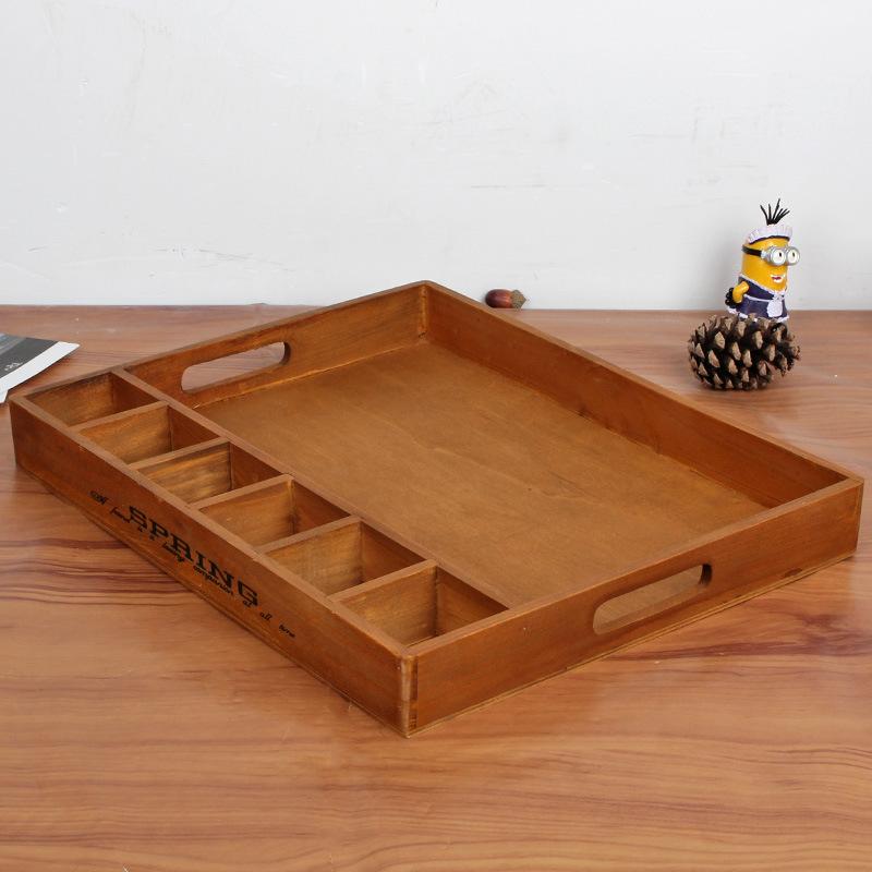 Popular decorative wood storage boxes buy cheap decorative for Diy decorative wood boxes