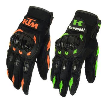 SALE !! Summer Winter Full Finger motorcycle gloves gants moto luvas motocross leather motorbike guantes moto racing gloves
