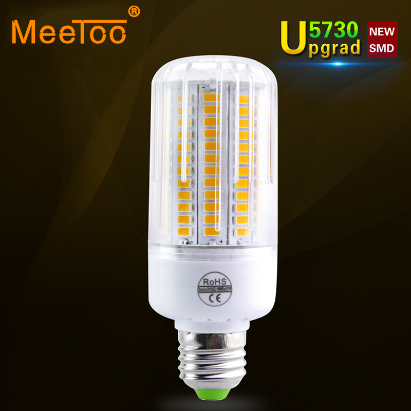 E27 SMD5730 Led Corn Lamp 24 30 42 64 80 89 108 136Led Bulb Light Newest 4St Design Power Incandescent 20W-120W Hotel Lighting