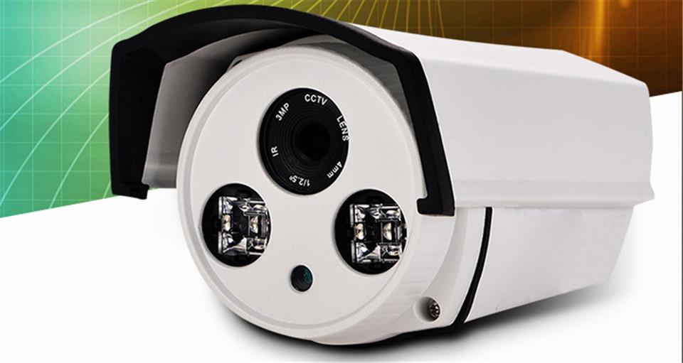 HD 960P Hot CCTV IP Camera 1/3CMOS Lens 3.6/6mm NTSC / PAL IR-CUT Waterproof Surveillance Security Bullet Camera J148C<br><br>Aliexpress