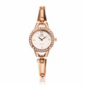 NEW High quality Korean Vintage Style Jewelry Chain Bracelet quartz Wrist Watch for Women Wedding Jewelry