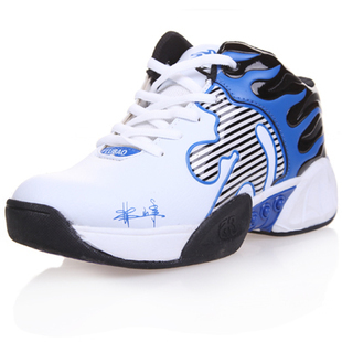 2013 male sport shoes Men medium cut basketball fashion color block decoration slip-resistant - Glory Lamb liu's store