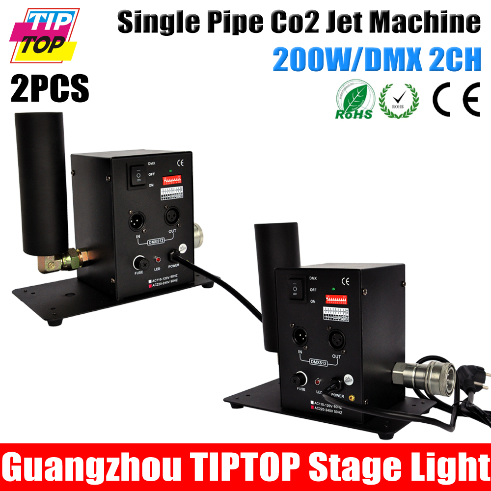 Stage Co2 Jet Machine,Large-Sized CO2 Device Machine Effect 90V-240V ktv disco club - GuangZhou TIPTOP Lighting Co.,Limited store