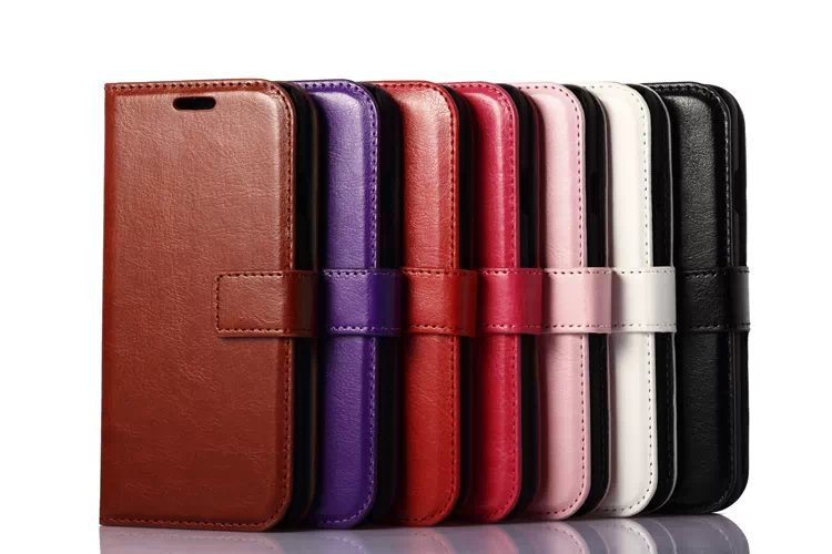 2016 Top Quality For Apple iPhone 6 6s Case Luxury PU Leather Cover With Card Fashion Full Protective Accessories Cover(China (Mainland))