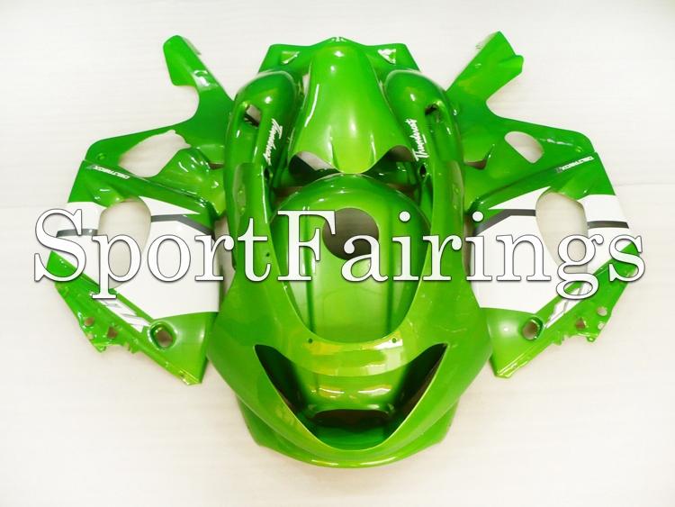 For Yamaha YZF600R Thundercat 97 98 99 00 01 02 03 04 05 06 07 1998 2007 Plastics ABS Motorcycle Fairing Kit Cowling Green Pear(China (Mainland))