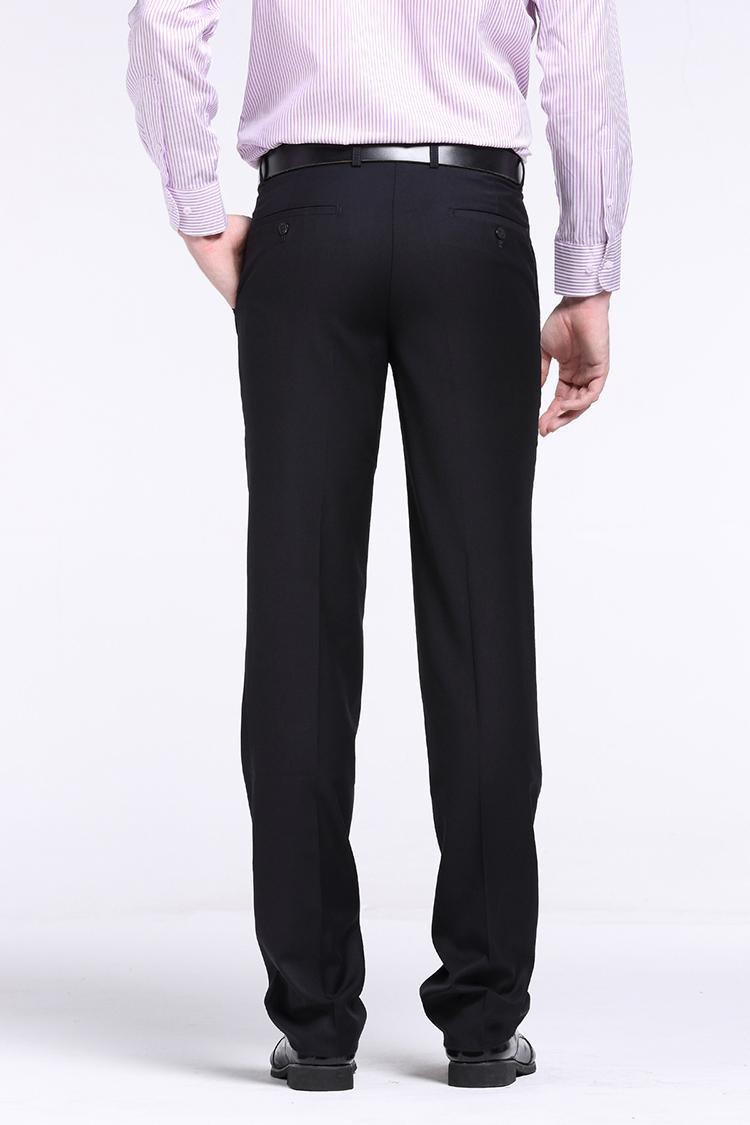 Casual Black Pants For Men