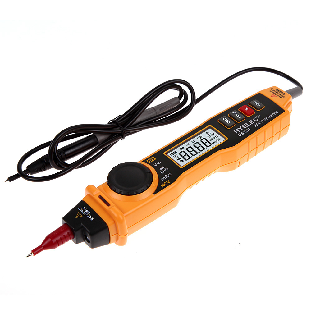 Pen-type Digital Multimeter with NCV Detector Non-contact DC/AC Voltage  SGG#<br><br>Aliexpress