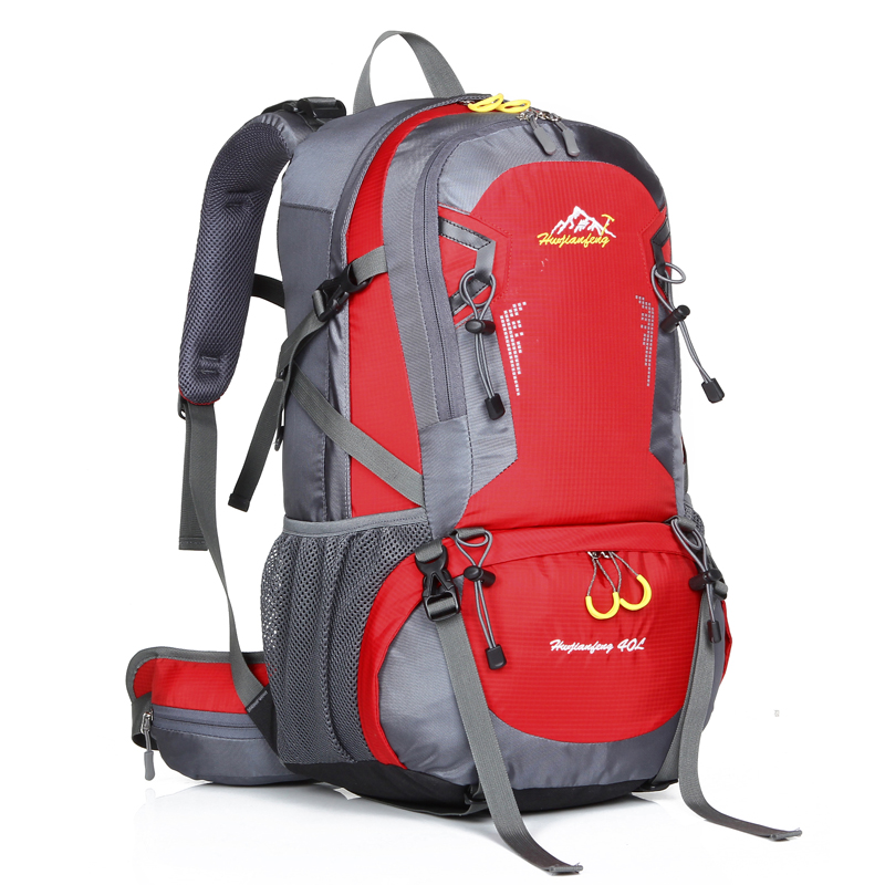 Hot Sale Waterproof Travel Mountaineering  Camping Hiking  cycling backpack sport bag   2016 New Style  Men Women<br><br>Aliexpress