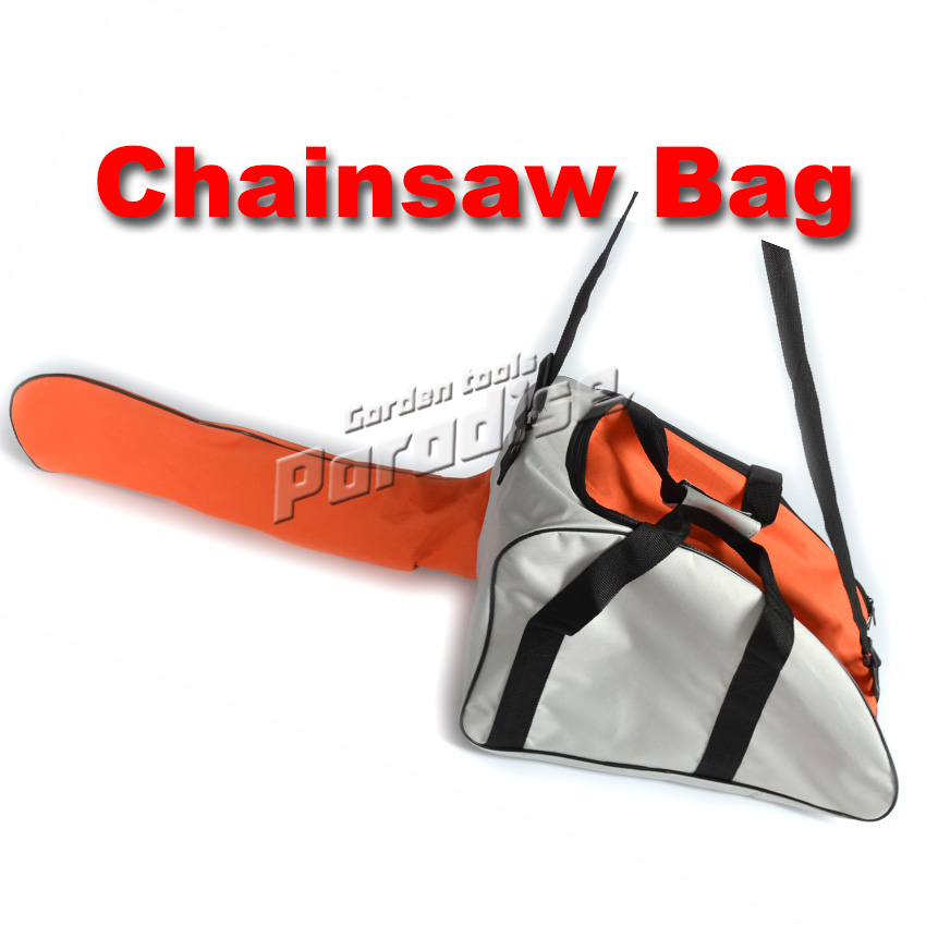 """Chainsaw Parts Chain Saw Carry Storage Bag For Saws with 12"""" To 20"""" Guide Bar Length(China (Mainland))"""