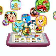 4.3 Inch KIDS Android Tablets PC WiFi Dual camera tab gift for baby and kids tab pc 512MB 4GB KIDS tab 7 8 9 10 inch tablet pc(China (Mainland))