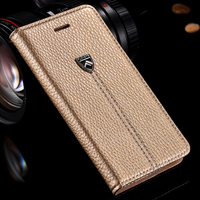Newest Supreme Luxury Retro Flip Leather Case For Iphone 6 /Iphone 6 Plus Nobility XD Brand Stand Card Slot Cover Phone Bags