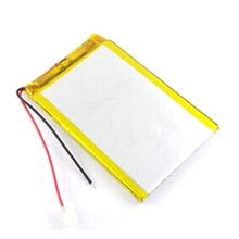 3000mAh 3.7V 406080 046080 (polymer lithium ion Battery Replacement 7 inch Tablet PC Battery(China (Mainland))