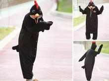 Animal Onesie Costume Cosplay Adult  Pyjamas JP Animal pink blue yellow chihuahua frog chicken cow cattle Pajamas Hallow Clothes(China (Mainland))